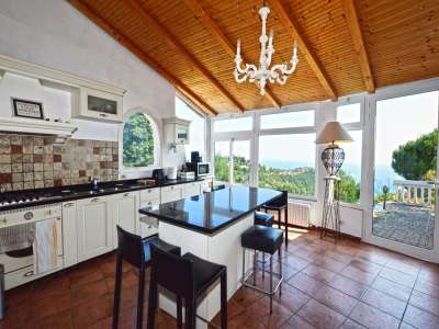 Image 5 | 6 bedroom villa for sale with 0.4 hectares of land, Camporosso, Imperia, Liguria 210294