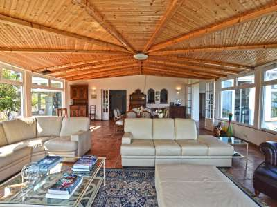 Image 6 | 6 bedroom villa for sale with 0.4 hectares of land, Camporosso, Imperia, Liguria 210294