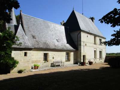 Image 14   13 bedroom French chateau for sale with 21 hectares of land, Blere, Indre-et-Loire , Loire Valley 210450
