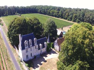Image 18   13 bedroom French chateau for sale with 21 hectares of land, Blere, Indre-et-Loire , Loire Valley 210450