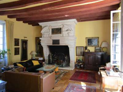 Image 5   13 bedroom French chateau for sale with 21 hectares of land, Blere, Indre-et-Loire , Loire Valley 210450
