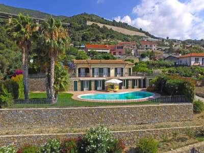 Image 1 | 6 bedroom villa for sale, Ospedaletti, Imperia, Liguria 211046