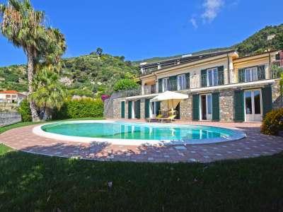 Image 2 | 6 bedroom villa for sale, Ospedaletti, Imperia, Liguria 211046