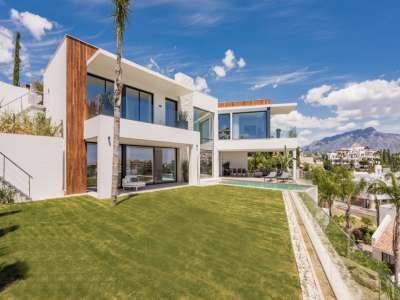 Image 2 | 6 bedroom villa for sale with 1,573m2 of land, La Alqueria, Benahavis, Malaga Costa del Sol, Andalucia 211095
