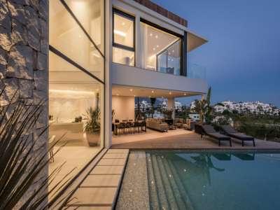Image 4 | 6 bedroom villa for sale with 1,573m2 of land, La Alqueria, Benahavis, Malaga Costa del Sol, Andalucia 211095
