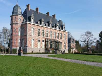 Image 1 | 10 bedroom French chateau for sale with 19 hectares of land, Nord, Nord , Nord-Pas-de-Calais 211336