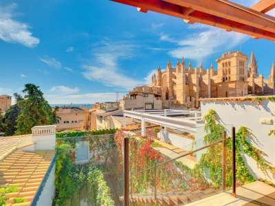Image 3 | Stunning Villa in the Old Town of Palma 211644