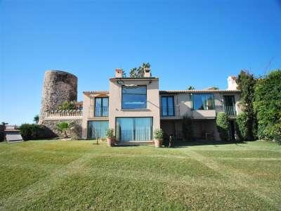Image 1 | 4 bedroom villa for sale with 2,474m2 of land, Mijas, Malaga Costa del Sol, Andalucia 212342
