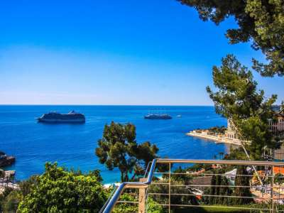 Image 13   3 bedroom villa for sale with 1,000m2 of land, Roquebrune Cap Martin, French Riviera 212451