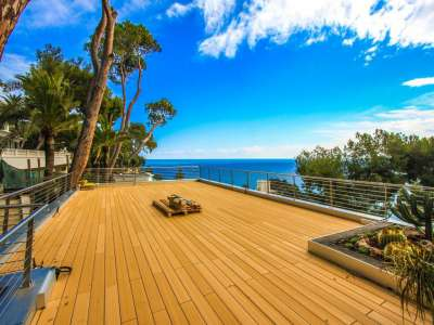 Image 14   3 bedroom villa for sale with 1,000m2 of land, Roquebrune Cap Martin, French Riviera 212451