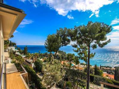 Image 3   3 bedroom villa for sale with 1,000m2 of land, Roquebrune Cap Martin, French Riviera 212451
