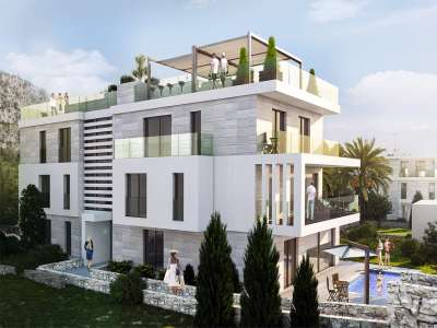 Image 2   3 bedroom apartment for sale with 24m2 of land, Beaulieu sur Mer, French Riviera 212563