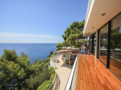 Image 12 | 8 bedroom villa for sale with 0.25 hectares of land, Roquebrune Cap Martin, French Riviera 212585