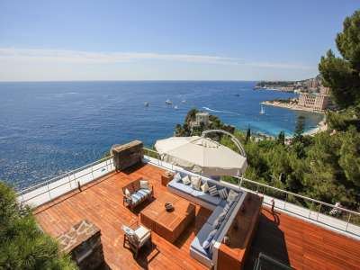 Image 14 | 8 bedroom villa for sale with 0.25 hectares of land, Roquebrune Cap Martin, French Riviera 212585