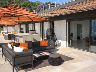 Image 1 | 4 bedroom penthouse for sale with 277m2 of land, Mont Boron, Nice, French Riviera 212596