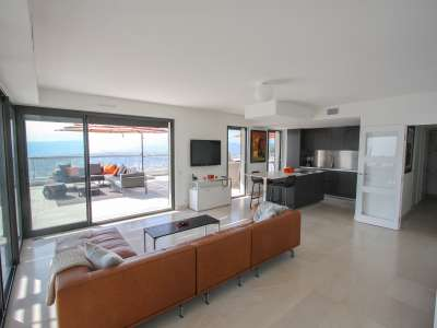 Image 10 | 4 bedroom penthouse for sale with 277m2 of land, Mont Boron, Nice, French Riviera 212596