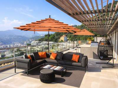 Image 18 | 4 bedroom penthouse for sale with 277m2 of land, Mont Boron, Nice, French Riviera 212596