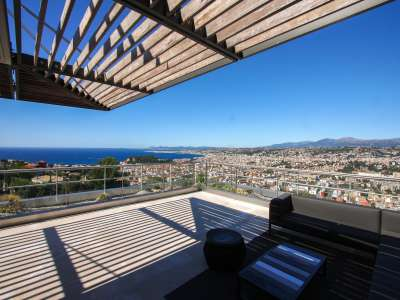 Image 19 | 4 bedroom penthouse for sale with 277m2 of land, Mont Boron, Nice, French Riviera 212596