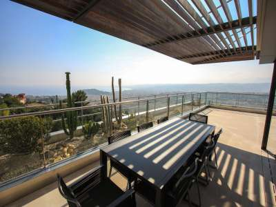 Image 7 | 4 bedroom penthouse for sale with 277m2 of land, Mont Boron, Nice, French Riviera 212596