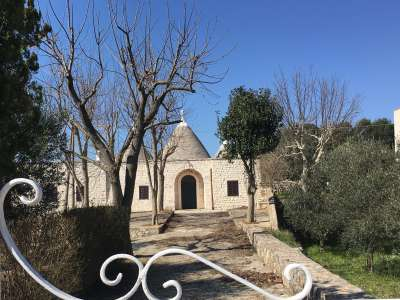 Image 1 | 7 bedroom villa for sale with 0.8 hectares of land, Fasano, Brindisi, Puglia 212641