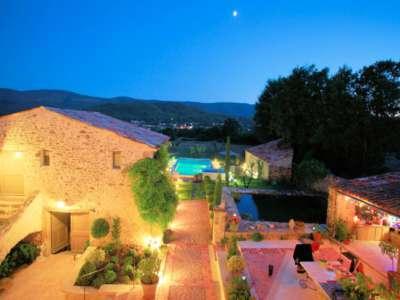 Image 2 | 13 bedroom farmhouse for sale with 3 hectares of land, Cereste, Alpes-de-Haute-Provence 4, Luberon 212895