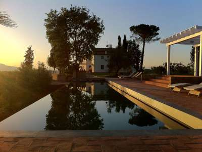Image 1   13 bedroom villa for sale with 29 hectares of land, Pisa, Tuscany 212922