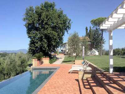 Image 16   13 bedroom villa for sale with 29 hectares of land, Pisa, Tuscany 212922