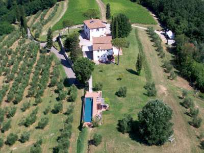 Image 2   13 bedroom villa for sale with 29 hectares of land, Pisa, Tuscany 212922