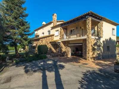 Image 2 | 5 bedroom villa for sale with 0.3 hectares of land, Santa Cristina d'Aro, Girona Costa Brava, Catalonia 212946