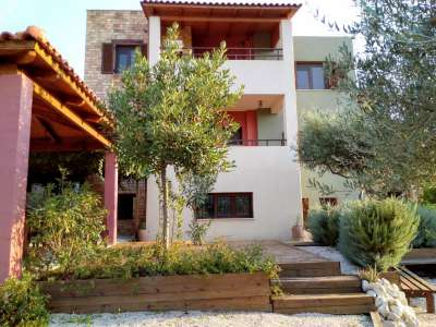Image 3   6 bedroom villa for sale with 0.86 hectares of land, Peloponnese, Achaea, West Greece 213338