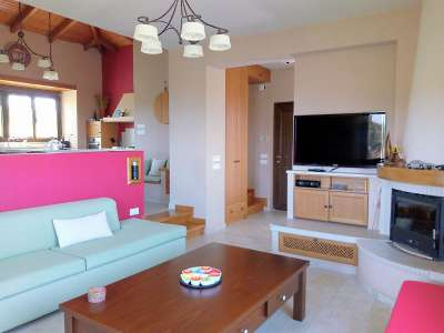 Image 5   6 bedroom villa for sale with 0.86 hectares of land, Peloponnese, Achaea, West Greece 213338