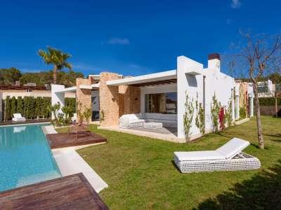 Image 10 | 5 bedroom villa for sale with 1,055m2 of land, Cala Comte, South Western Ibiza, Ibiza 213344