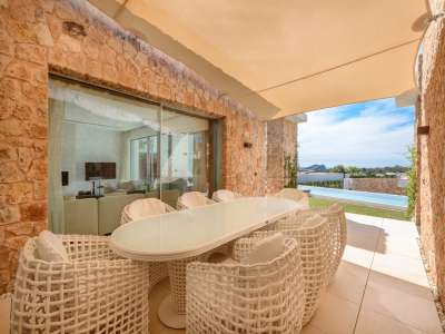 Image 20 | 5 bedroom villa for sale with 1,055m2 of land, Cala Comte, South Western Ibiza, Ibiza 213344