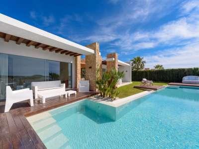 Image 7 | 5 bedroom villa for sale with 1,055m2 of land, Cala Comte, South Western Ibiza, Ibiza 213344