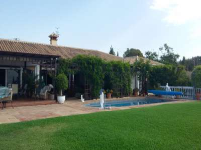 Image 2 | 5 bedroom villa for sale with 0.22 hectares of land, Mijas, Malaga Costa del Sol, Andalucia 214070