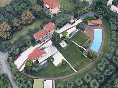 Image 1 | 4 bedroom villa for sale with 0.5 hectares of land, Forte dei Marmi, Lucca, Tuscany 214146