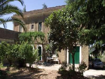 Image 2   7 bedroom villa for sale with 1.45 hectares of land, Ortigia, Piazza Armerina, Enna, Sicily 214446