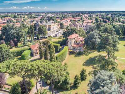 Image 7 | 6 bedroom villa for sale with 3.1 hectares of land, Monza, Monza and Brianza, Lombardy 214961