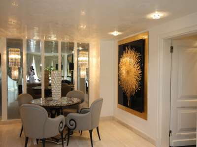 Image 4 | 3 bedroom apartment for rent, Carre d'Or Golden Square, Monte Carlo, French Riviera 215327
