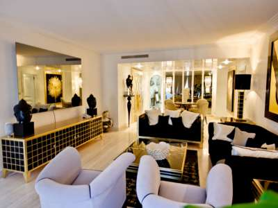 Image 5 | 3 bedroom apartment for rent, Carre d'Or Golden Square, Monte Carlo, French Riviera 215327