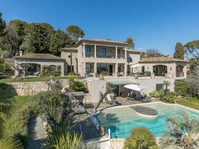 Image 1 | 4 bedroom villa for sale with 0.4 hectares of land, Mougins, French Riviera 215689
