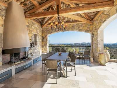 Image 14 | 4 bedroom villa for sale with 0.4 hectares of land, Mougins, French Riviera 215689