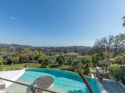 Image 2 | 4 bedroom villa for sale with 0.4 hectares of land, Mougins, French Riviera 215689