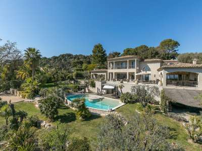 Image 3 | 4 bedroom villa for sale with 0.4 hectares of land, Mougins, French Riviera 215689