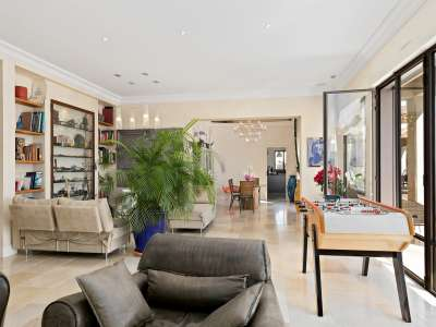 Image 8 | 4 bedroom villa for sale with 0.4 hectares of land, Mougins, French Riviera 215689