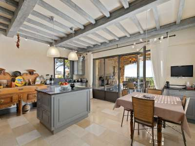 Image 9 | 4 bedroom villa for sale with 0.4 hectares of land, Mougins, French Riviera 215689