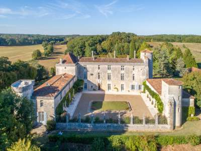 Image 1   11 bedroom French chateau for sale with 2.7 hectares of land, Angouleme, Charente , Poitou-Charentes 215888