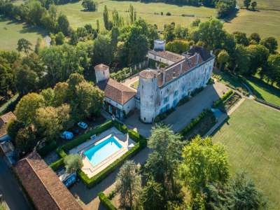 Image 2   11 bedroom French chateau for sale with 2.7 hectares of land, Angouleme, Charente , Poitou-Charentes 215888