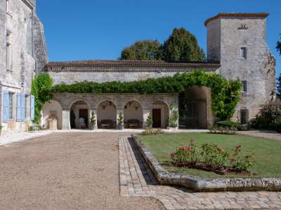 Image 3   11 bedroom French chateau for sale with 2.7 hectares of land, Angouleme, Charente , Poitou-Charentes 215888