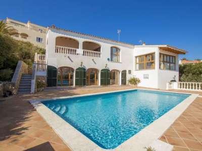 Image 1 | 4 bedroom villa for sale, Port d'Addaya, Northern Menorca, Menorca 215953
